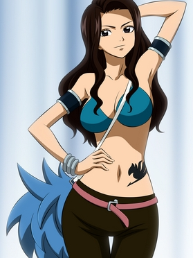 Cana Alberona wig from Fairy Tail