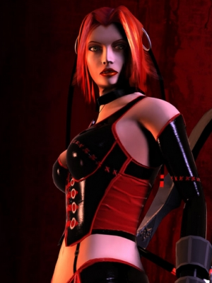 Rayne wig from BloodRayne