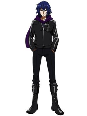 Ayato Kirishima wig from Tokyo Ghoul