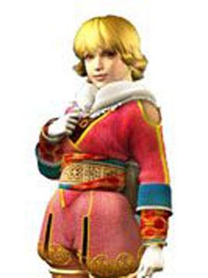 Xelha wig from Baten Kaitos