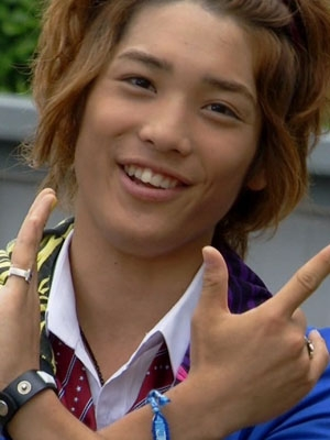 JK wig from Kamen Rider Fourze