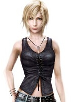 Aya Brea wig from Parasite Eve