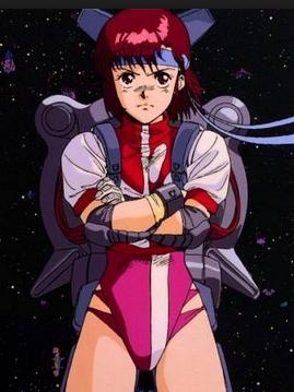 Noriko Takaya wig from Gunbuster
