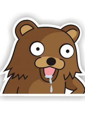 Pedo Bear wig from Pedo Bear