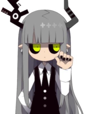 Kurotsuno wig from Obsolete Dream