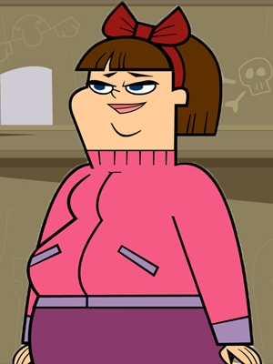 Staci wig from Total Drama