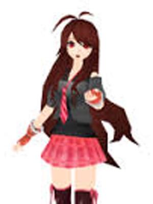 Sora Denatsu wig from Utauloid