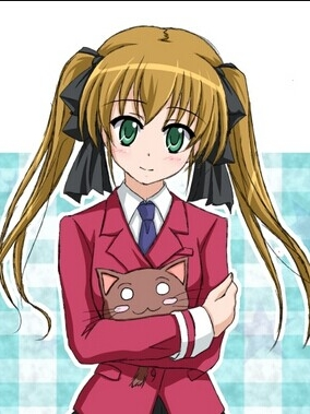 Rebecca Anderson wig from Dog Days