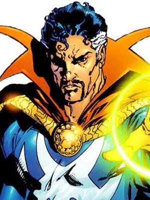 Doctor Stephen Vincent Strange wig from Marvel