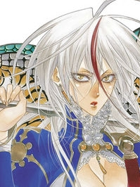 Astharoshe Asran wig from Trinity Blood