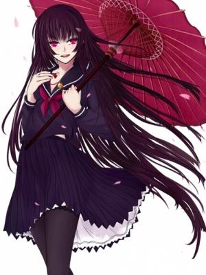Yuko Kanoe wig from Dusk Maiden of Amnesia