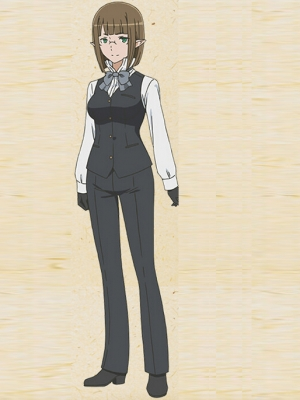 Eina Churu wig from Is It Wrong to Try to Pick Up Girls in a Dungeon