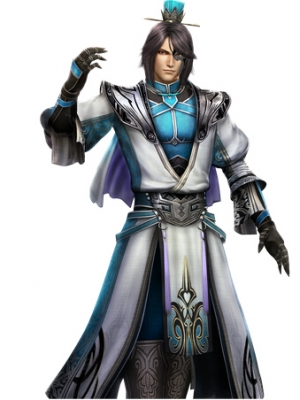 Sima Shi peluca de Dynasty Warriors