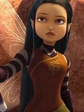 Nyx wig from Disney Fairies