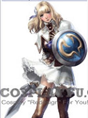 Pyrrha Alexandra wig from Soulcalibur