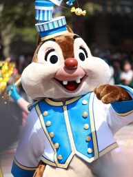 칩 가발 from Chip 'n Dale Rescue Rangers