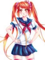 Osana Najimi wig from Yandere Simulator