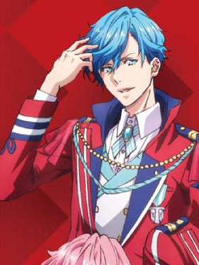 Kento Aizome wig from B-Project
