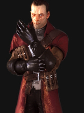 Daud wig from Dishonored