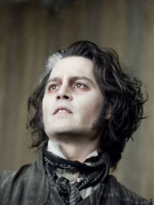 Todd wig from Sweeney Todd