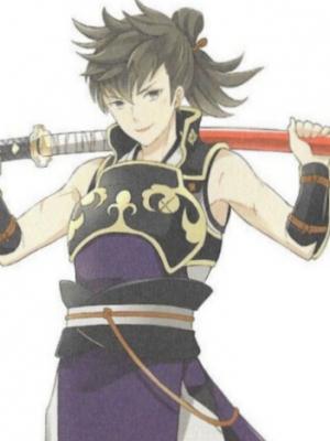 Hinata wig from Fire Emblem Fates