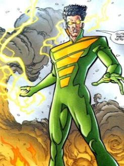 Weather Wizard (Mark Mardon)
