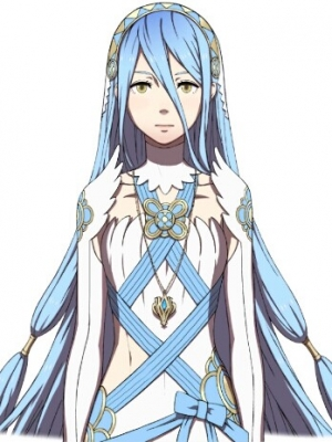 Azura wig from Fire Emblem Fates