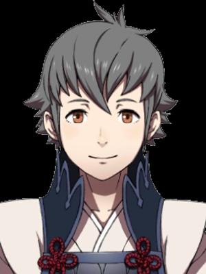 Kiragi wig from Fire Emblem Fates