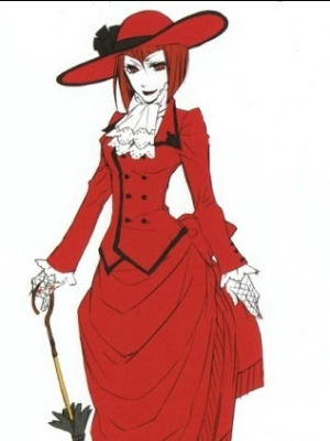Angelina (Madam Red)