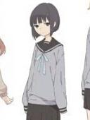 Rino wig from Tanaka-kun is Always Listless