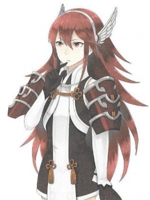 Caeldori parrucca Da Fire Emblem: Fates