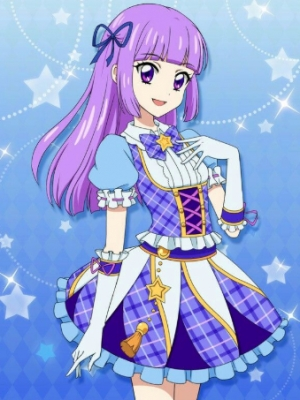 Hikami Sumire wig from The Idolmaster