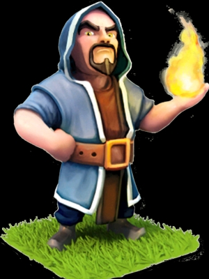 Wizard (Clash of Clans)