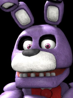Mike Schmidt perruque De Five Nights at Freddy's