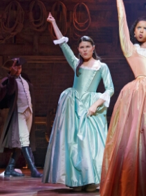 Eliza Schuyler Hamilton wig from Hamilton (Musical)