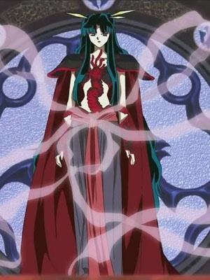 Kaguya wig from Inuyasha