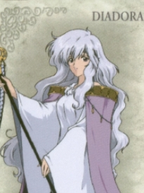 Deirdre wig from Fire Emblem: Genealogy of the Holy War