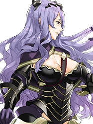 Camilla wig from Fire Emblem Fates