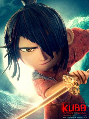 Kubo wig from Kubo and the Two Strings