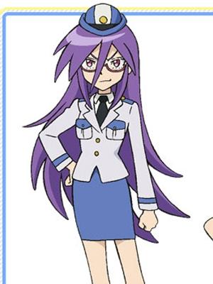 Ginko Kurosaki wig from Mysterious Joker