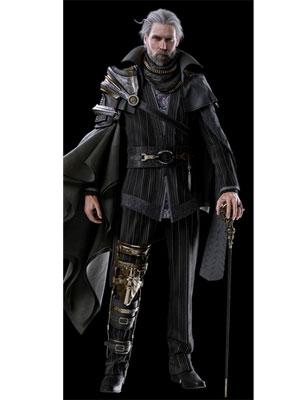 Regis Lucis Caelum CXIII parrucca Da Final Fantasy XV