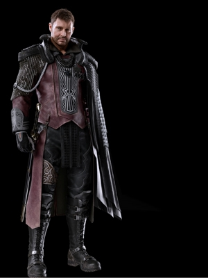 Titus Drautos wig from Final Fantasy XV