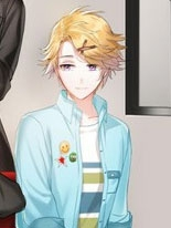Yoosung Kim wig from Mystic Messenger