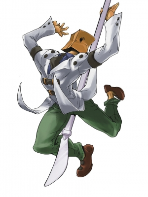 Faust (Guilty Gear)