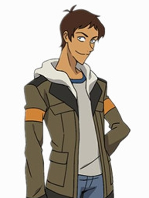 Lance Charles McClain wig from Voltron: Legendary Defender