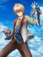 Clive wig from Colopl Rune Story