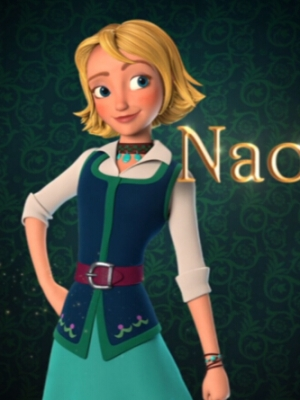 Naomi (Elena of Avalor)