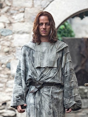 Jaqen H'ghar wig from Game of Thrones