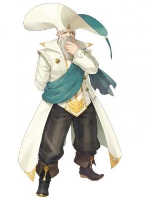 Melchior (Tales of Berseria)