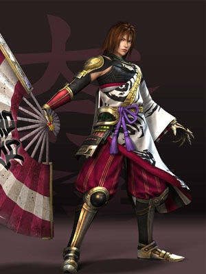 Ishida Mitsunari (Samurai Warriors)